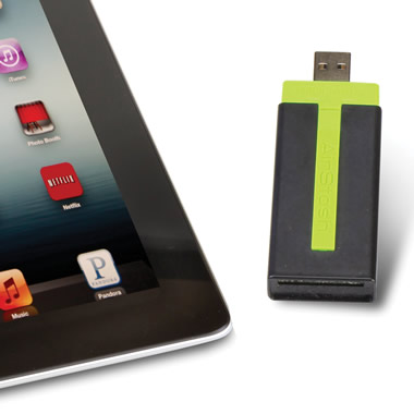 The Wireless iPad USB Flash Drive.