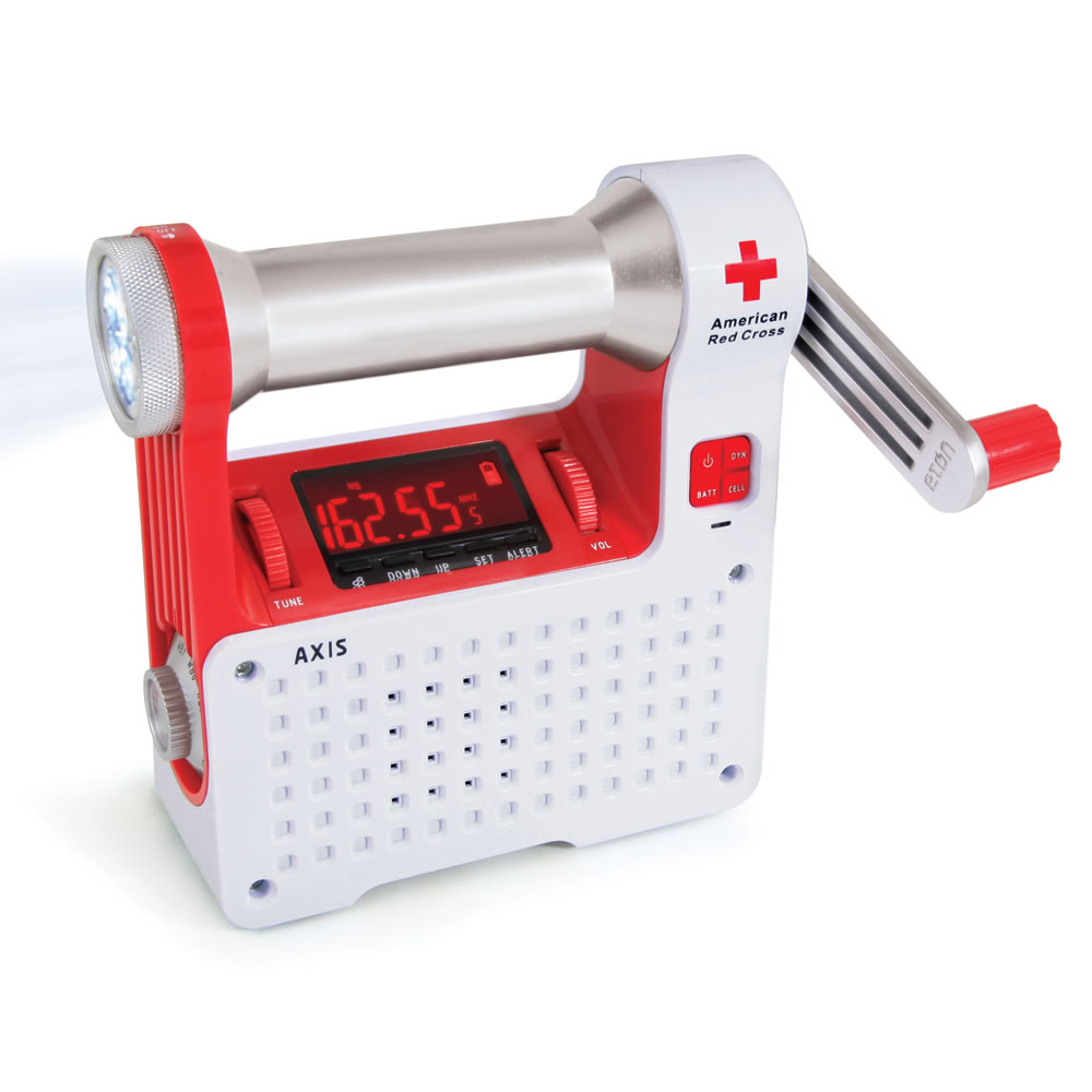 The Red Cross Emergency Radio 1
