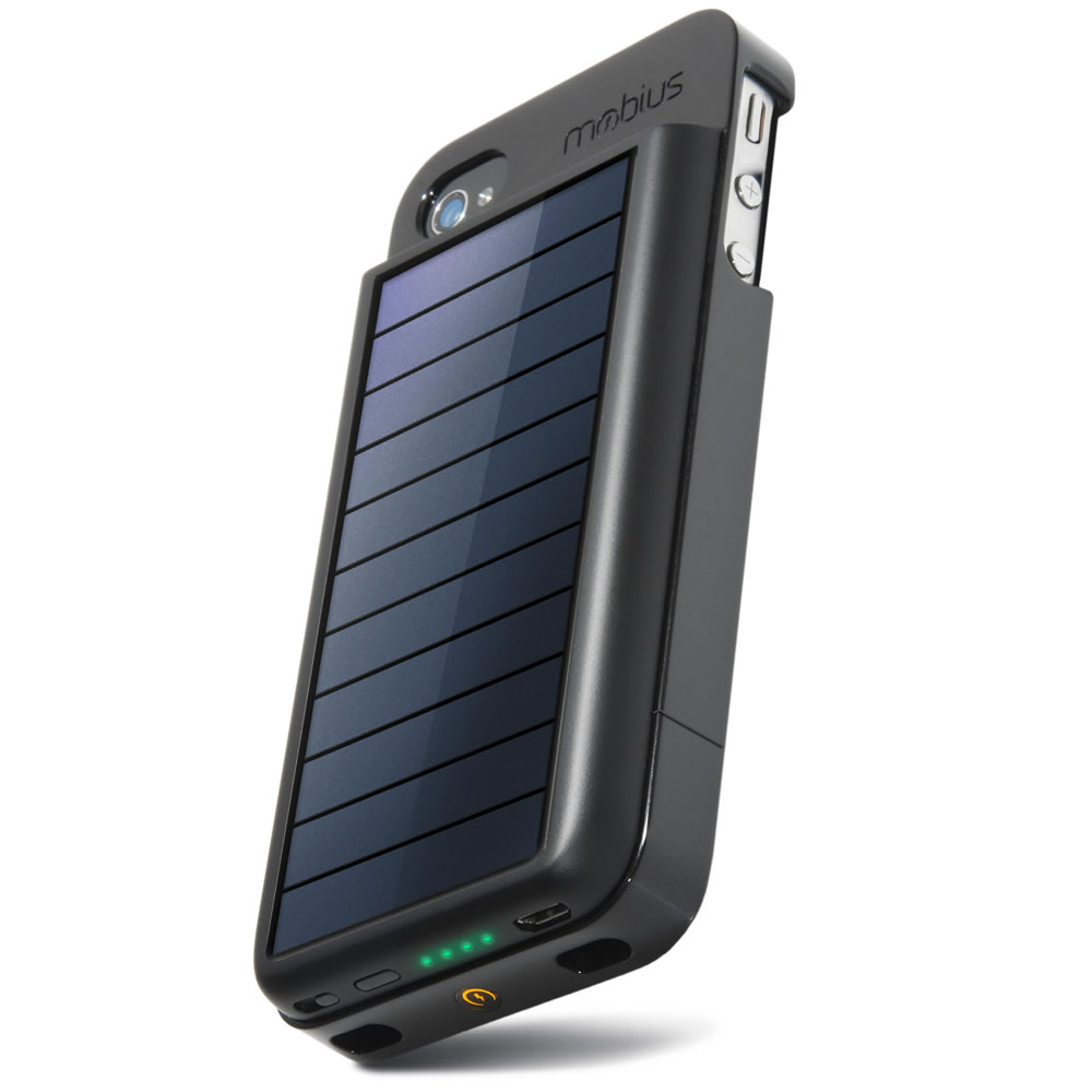 The Solar iPhone Battery 4