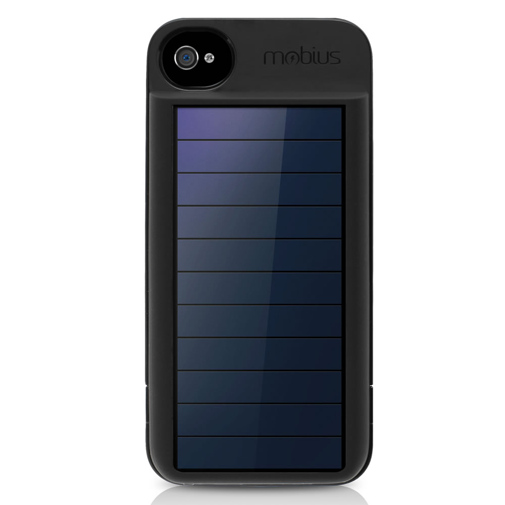 The Solar iPhone Battery 2