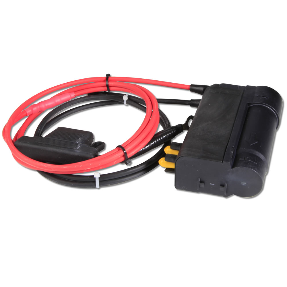 The Heated Windshield Washer Fluid System 2