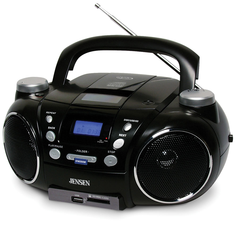 The Portable CD To MP3 Converter1