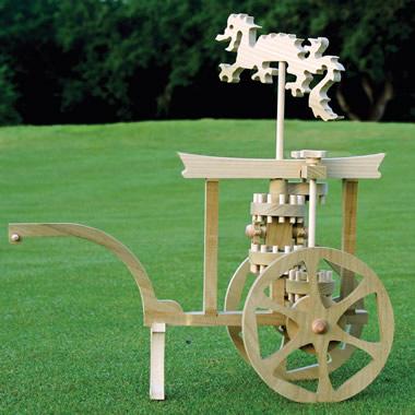 The Ma Jun Navigation Chariot
