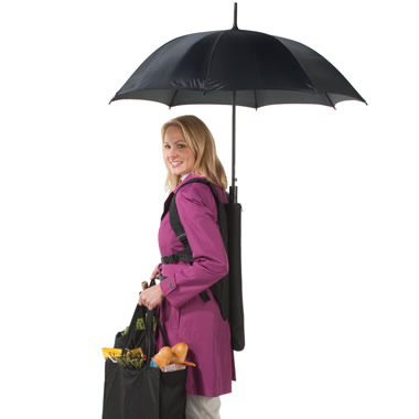 The Backpack Umbrella.
