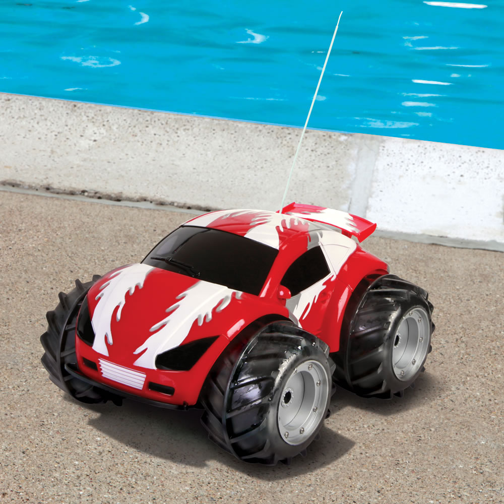 The RC Amphibious Car 2