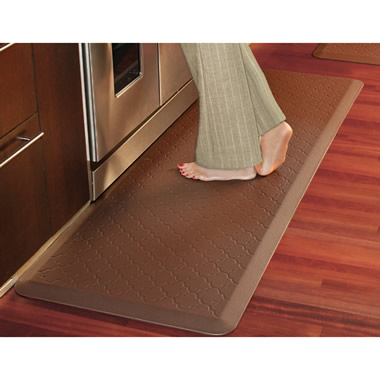The Chef's Fatigue Relieving Floor Mat.