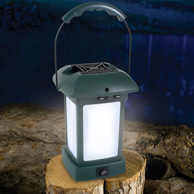 The Mosquito Repelling Lantern.