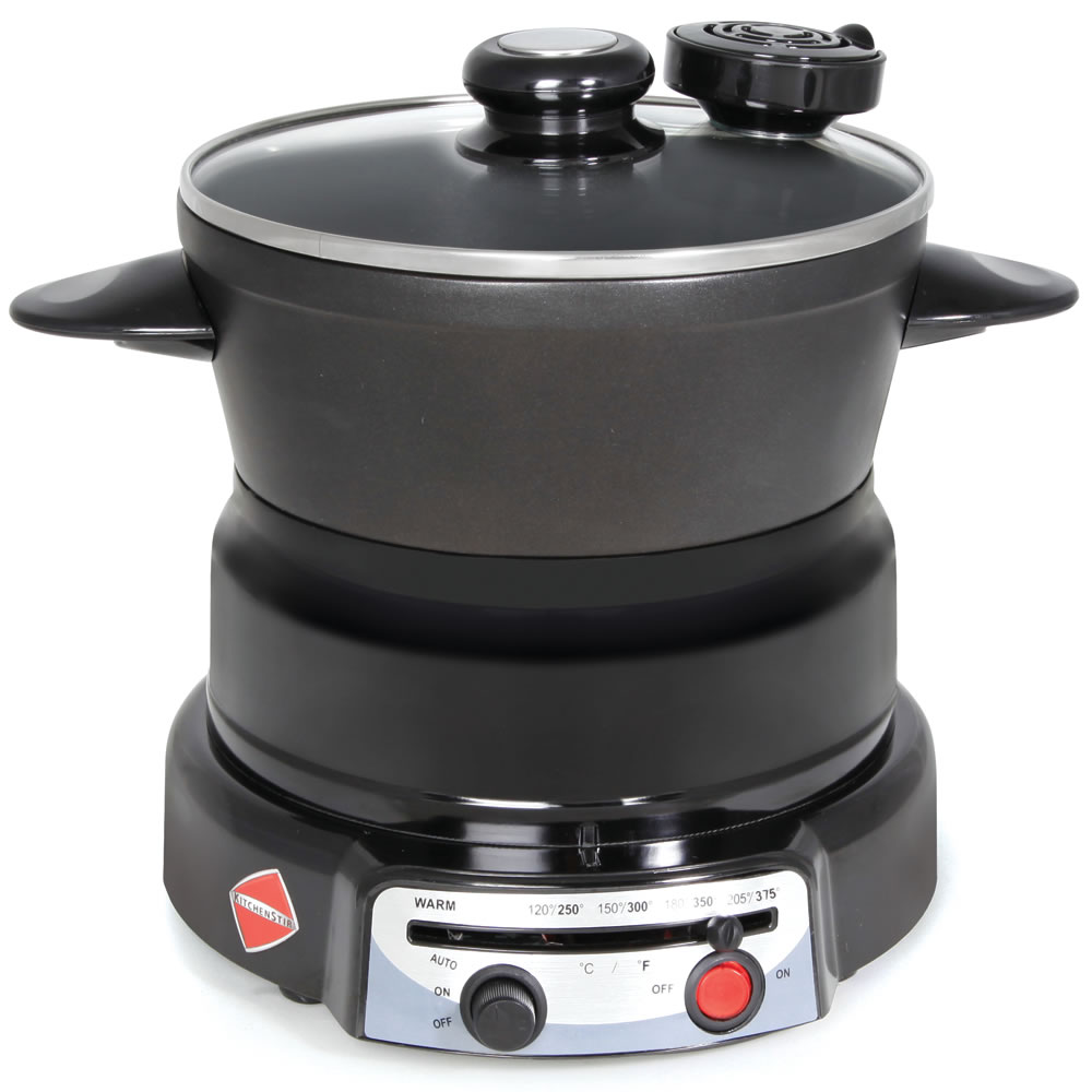 The Self Stirring Electric Pot 1