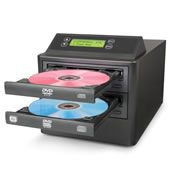 The One Step DVD/CD Duplicator.