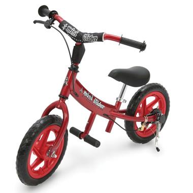 The Balance Training Bicycle.