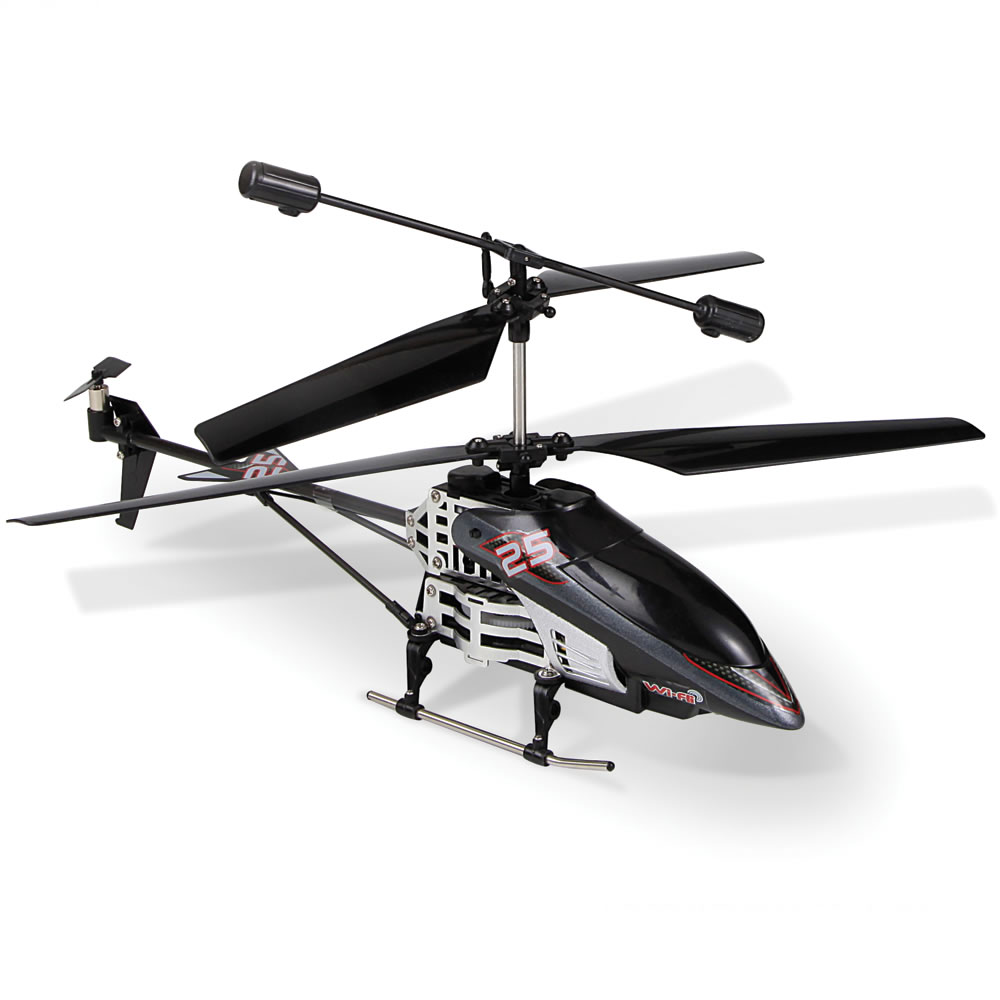 The Smartphone Controlled Helicopter 2
