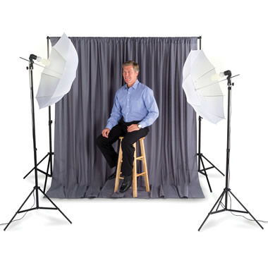 The Portable Portrait Studio