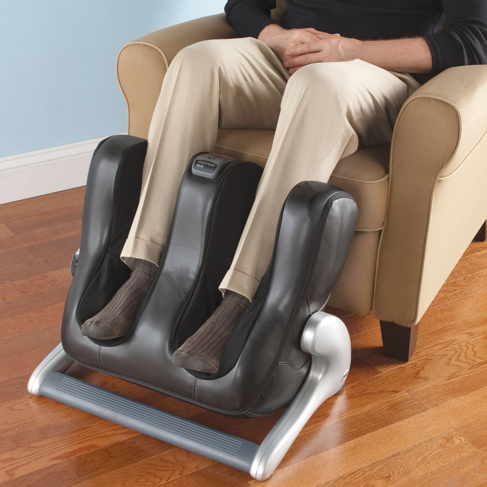 The Circulation Enhancing Lower Leg Massager 1