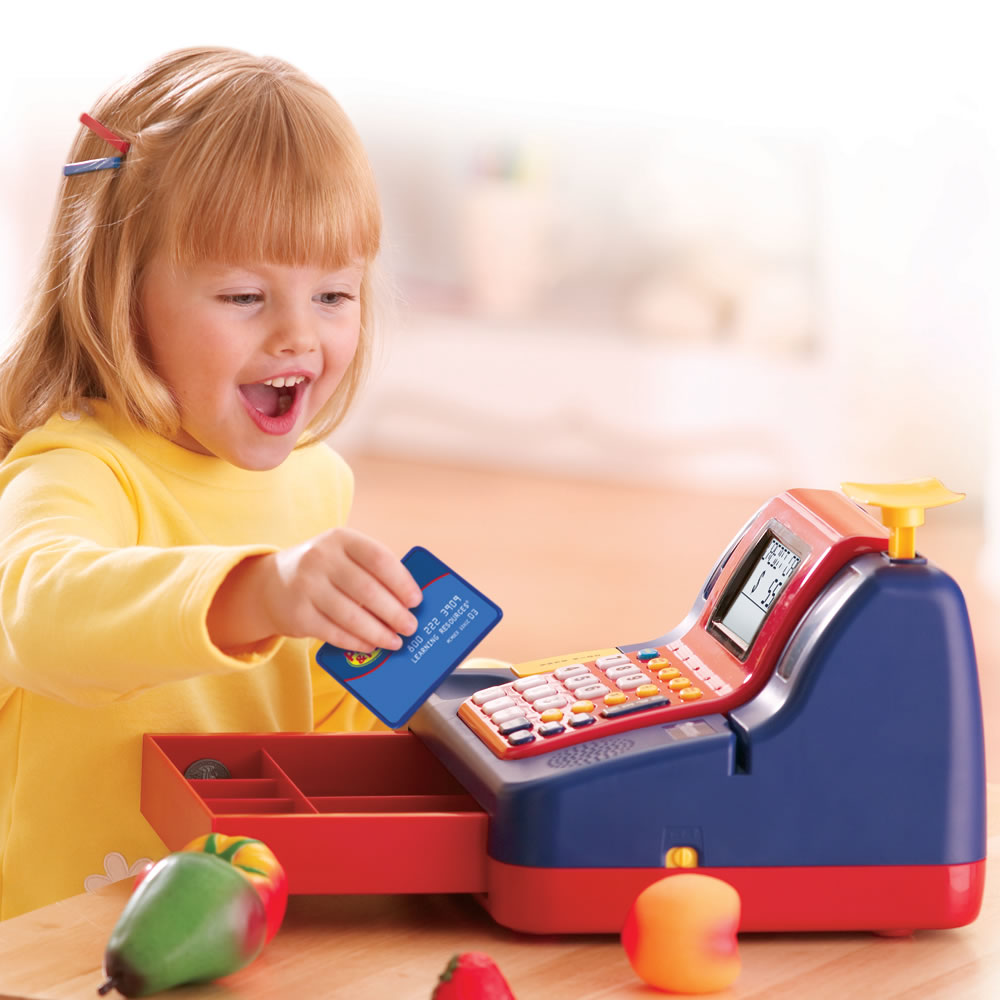 The Best Children's Cash Register2