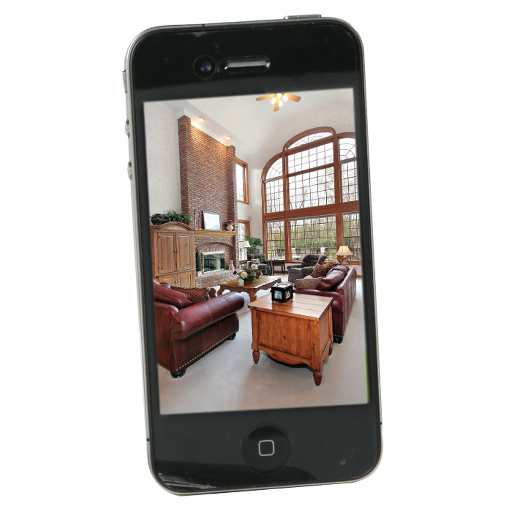 The Smartphone Home Monitor 3