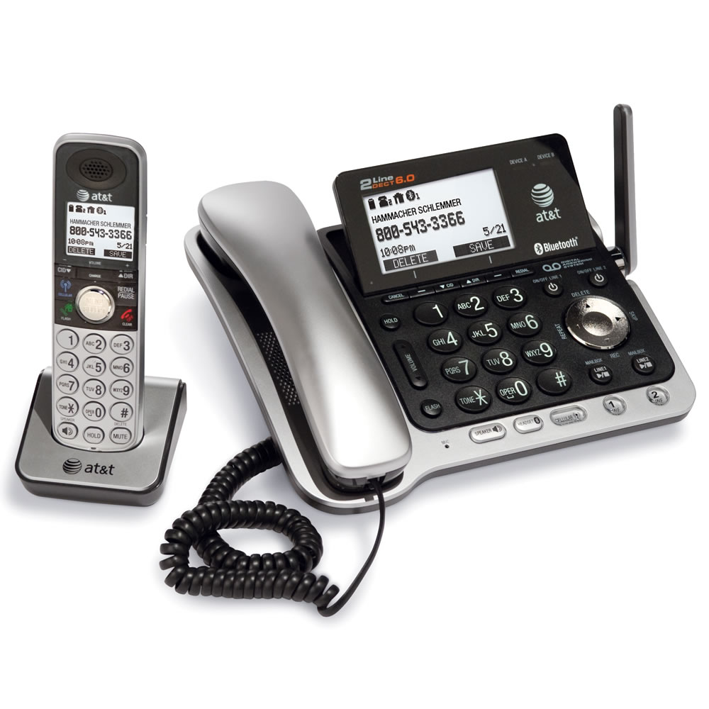 The Superior Multi Handset Cordless Telephone 1