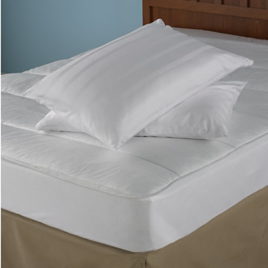 The Odor Eliminating Mattress Pad (Full)
