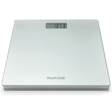 The iPhone Weight Loss Tracking Scale.
