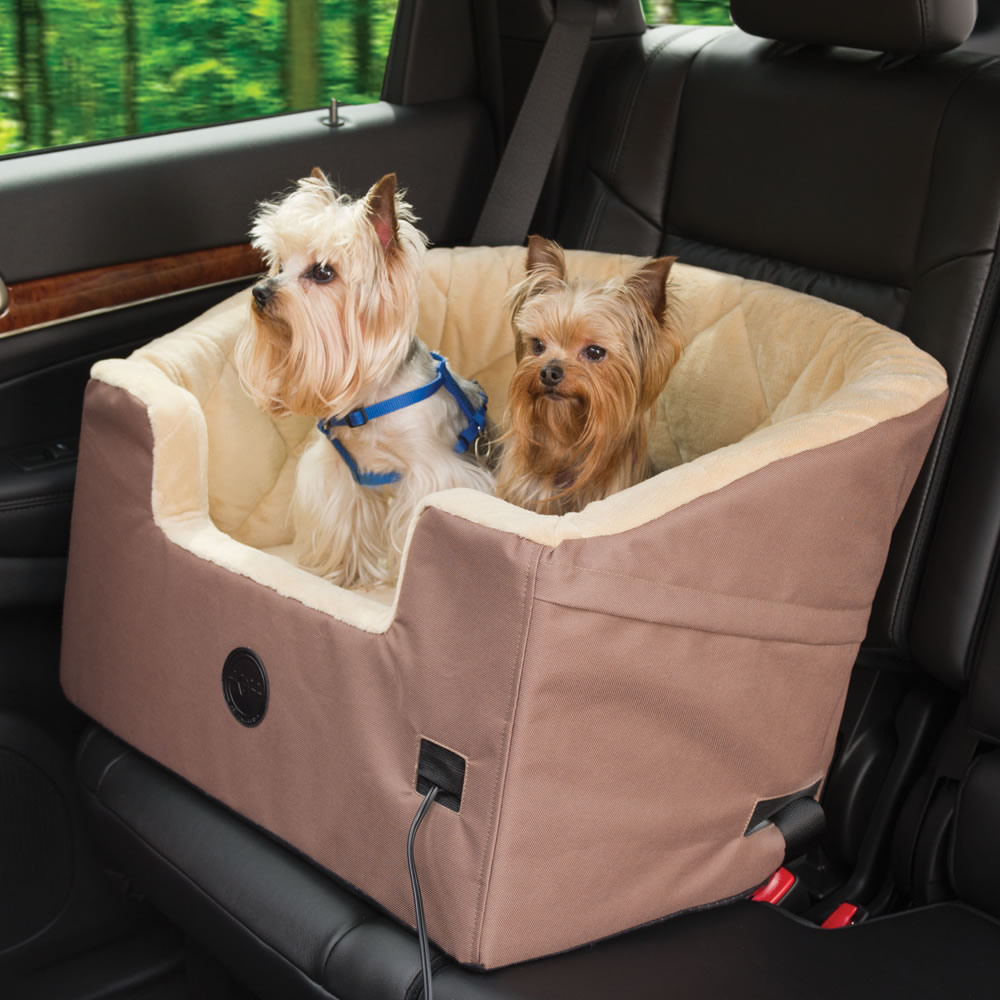 The Heated Pet Car Seat1