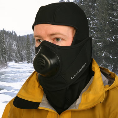 The Subzero Warm Breath Balaclava.
