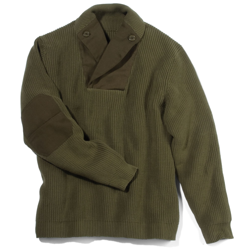 The WWII Mechanic's Sweater 1