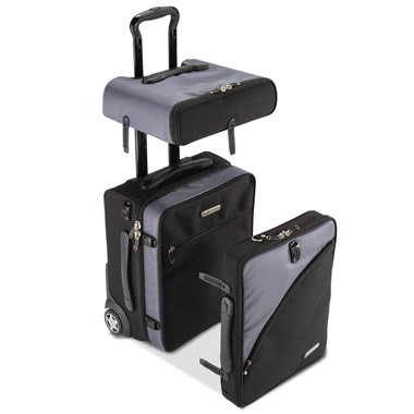 The Detachable Carry On Bag.