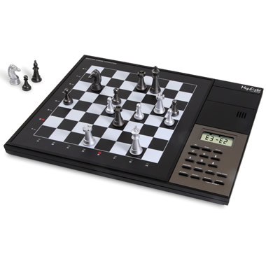 The Beginner to Master Challenge Chess Set