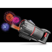 The Handheld Fireworks Light Show Projector.