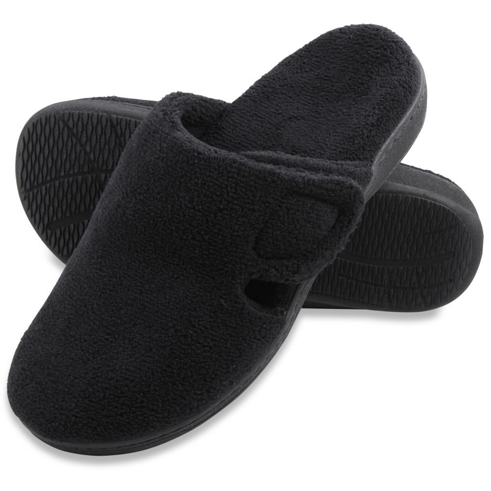 The Lady's Plantar Fasciitis Mule Slippers3