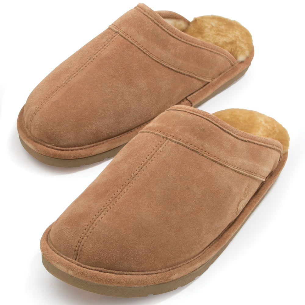The Genuine Australian Sheepskin Scuffs (Men's)2