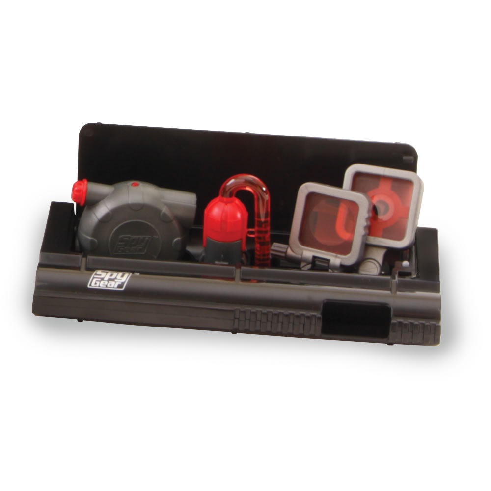 The Junior Secret Agent's Spy Kit4