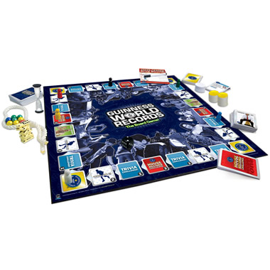 The Guinness World Records Board Game.