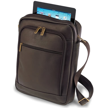 The iPad Leather Satchel
