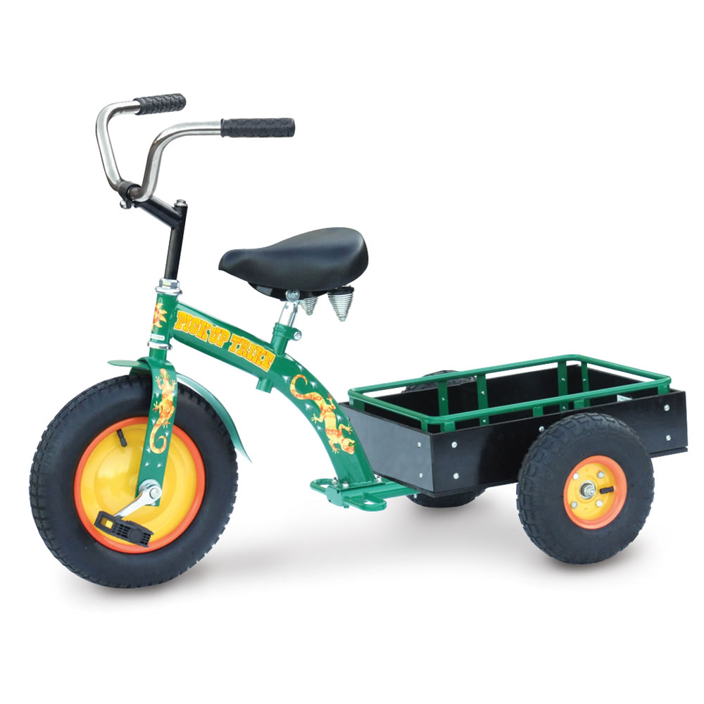The Sibling Tricycle 2