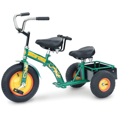 The Sibling Tricycle.