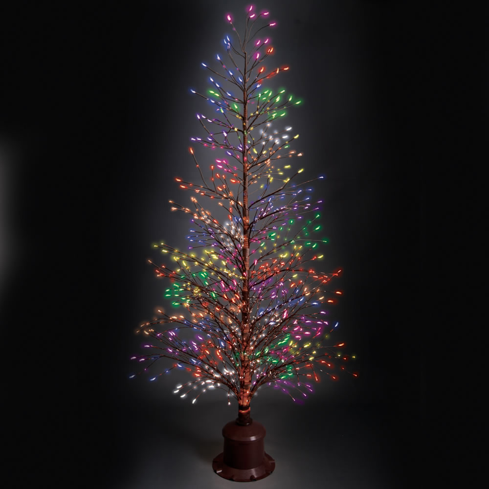 Costco Twinkling Christmas Tree: The Color Changing Twinkling Light Tree