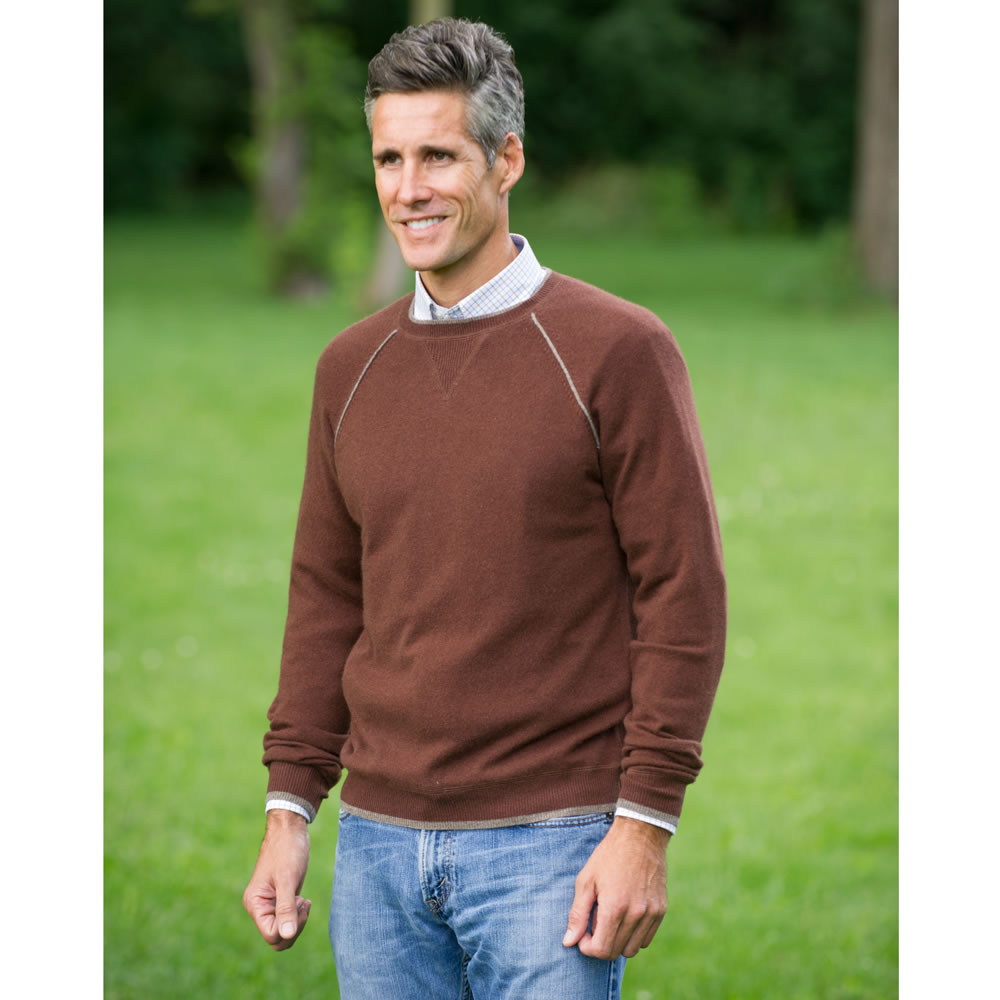 The Washable Cashmere Sweatshirt 5
