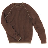 The Washable Cashmere Sweatshirt.