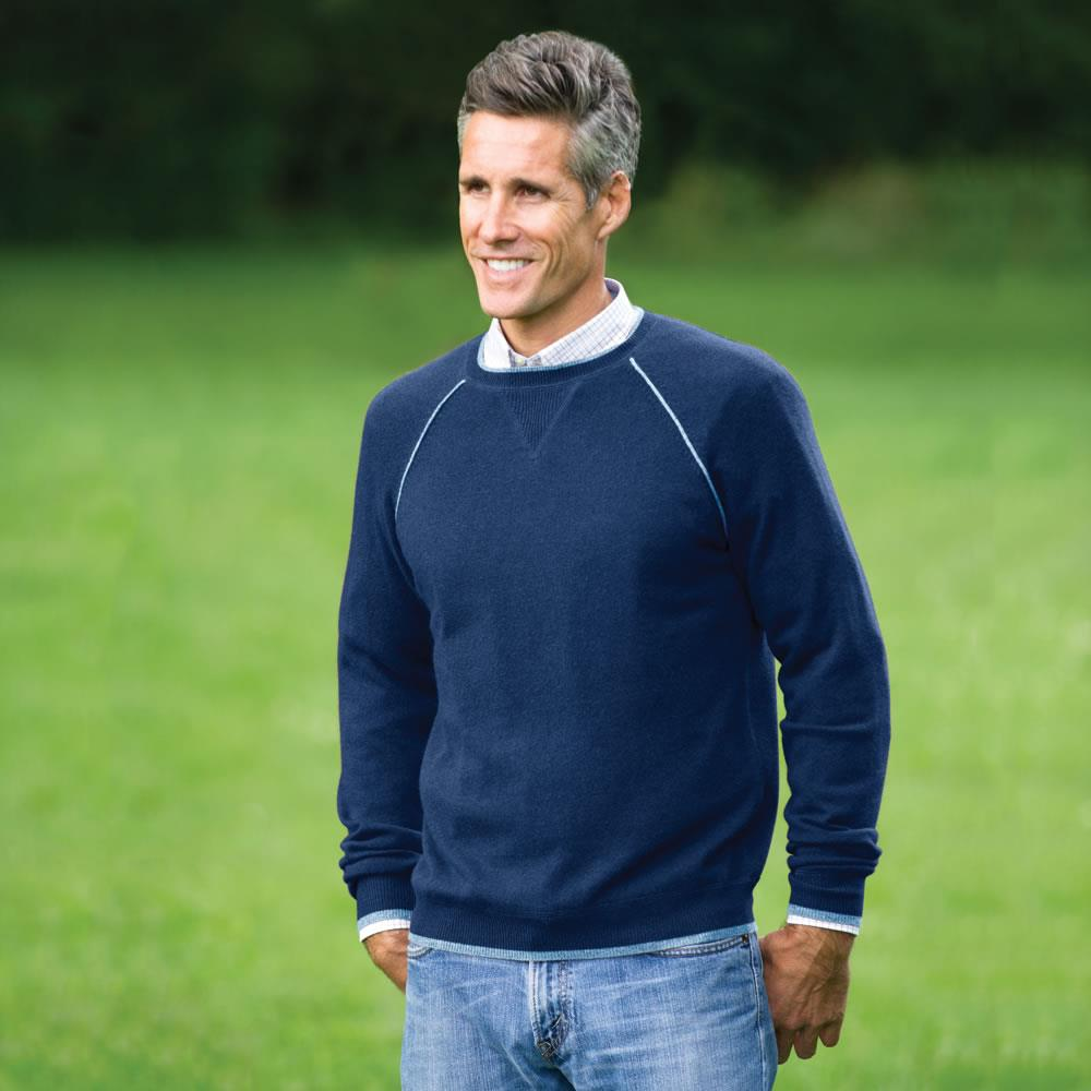 The Washable Cashmere Sweatshirt 6