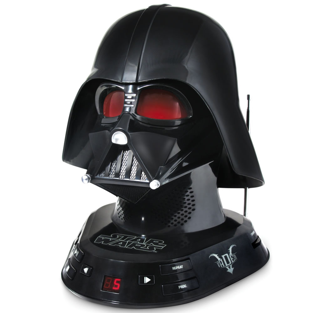 The Darth Vader CD Player2