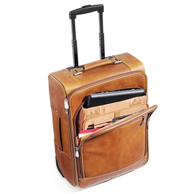 The Rolling Carry On And Laptop Bag.
