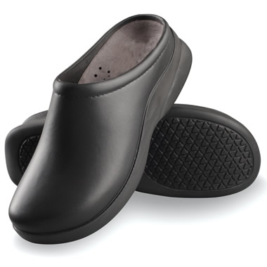 The Professional Chef's Clogs (Women's).