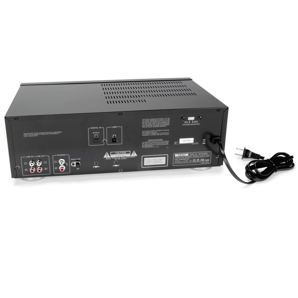 The Only Audio Restoring Cassette To CD Converter 2