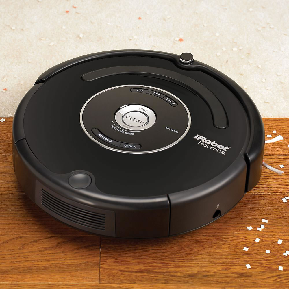 The Autonomous Robotic Vacuum  1