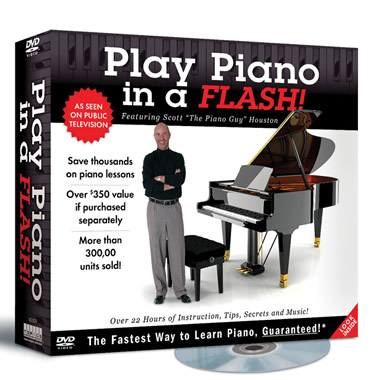 The Learn to Play Piano DVDs.