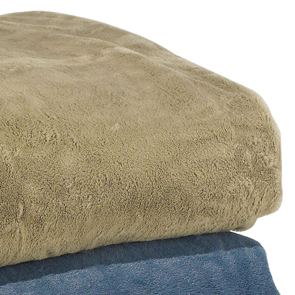 The Warmer Than Down Plush Blanket (Full/ Queen)2