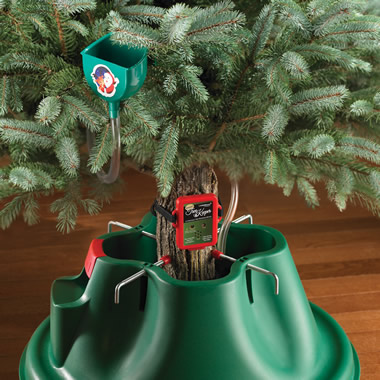 The Musical Christmas Tree Watering Reminder