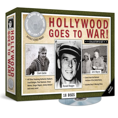 The Hollywood Stars WWII Films.