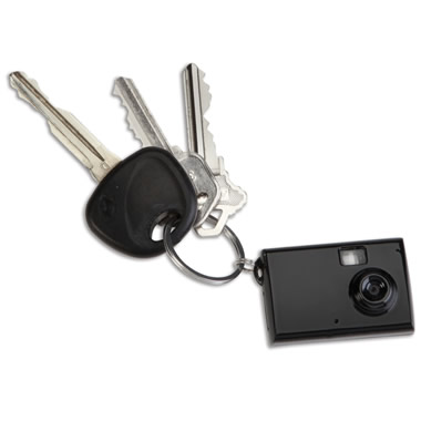 The Keychain High Definition Camera.