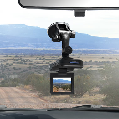 The Roadtrip Video Recorder.
